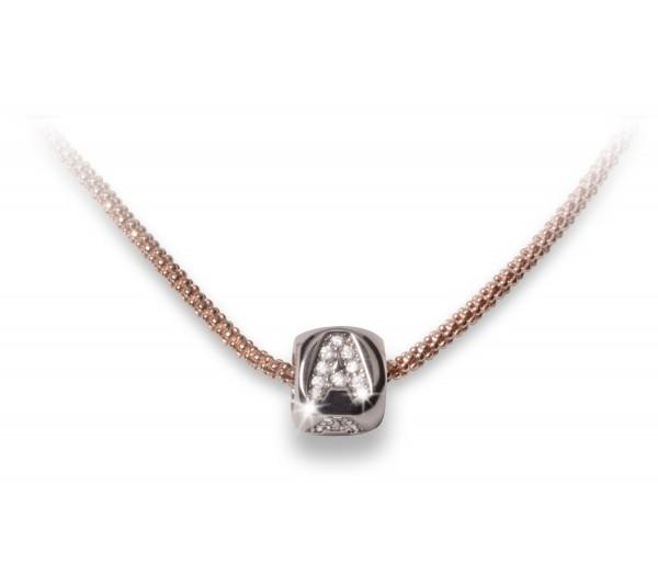 Collana in argento - A
