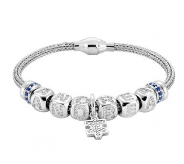 Bracciale in argento - Andrea