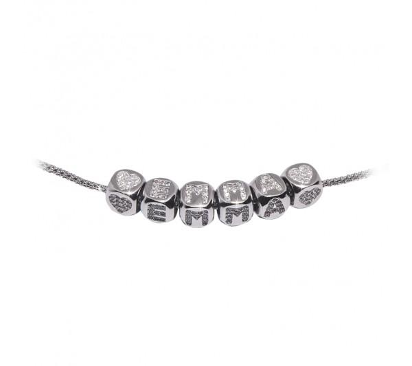 Collana argento - EMMA + Cuori