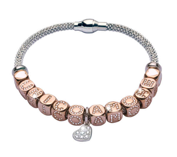 Bracciale argento - UNICO AMORE